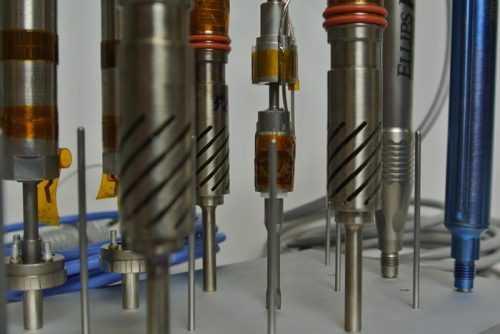 Phaco Handpiece Repair